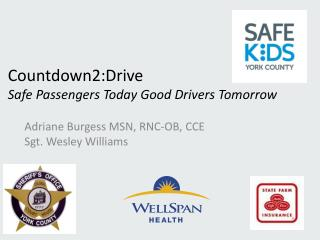 Countdown2:Drive Safe Passengers Today Good Drivers Tomorrow