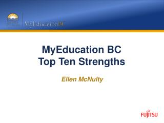 MyEducation BC Top Ten Strengths