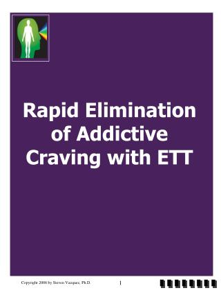 Rapid Elimination of Addictive Craving with ETT