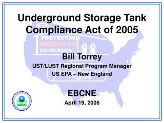 Underground Storage Tank Compliance Act of 2005