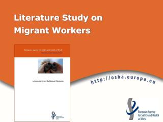 Literature Study on Migrant Workers
