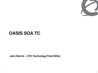 OASIS SOA TC