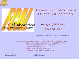 Labs involved: Argonne,  Vinca Inst, Belgrade, Bukharest IFIN-HH & ISS,