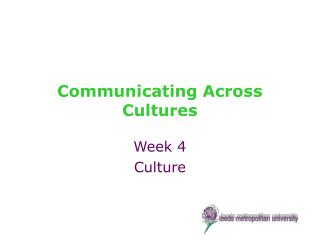 communicating across cross culture Cross-cultural communication is a field of study that looks at how people from differing patricia rogin communicating across cultures mary ellen guffey.