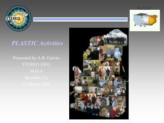 PLASTIC Activities
