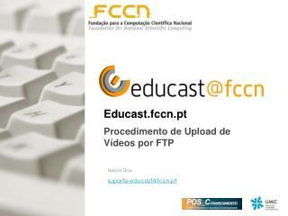 Educast.fccn.pt