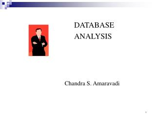 DATABASE  ANALYSIS