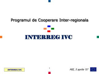 Programul de Cooperare Inter-regionala
