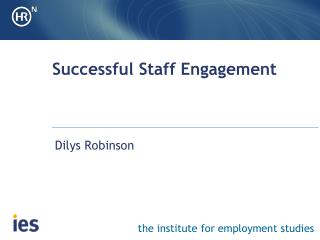 Successful Staff Engagement