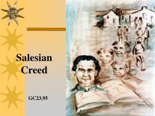 Salesian Creed