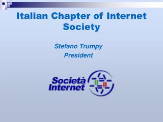 Italian Chapter of Internet Society