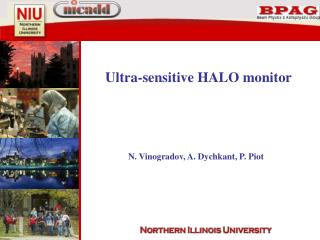 Ultra-sensitive HALO monitor