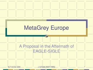 MetaGrey Europe