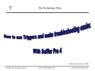 The Technology Firm