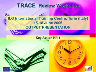 TRACE   Review Workshop
