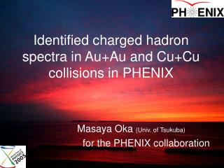 Identified charged hadron spectra in Au+Au and Cu+Cu collisions in PHENIX