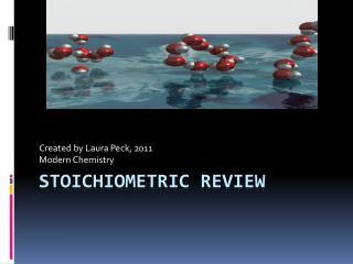 Stoichiometric  Review