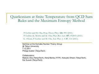 Quarkonium at finite Temperature from QCD Sum Rules and the Maximum Entropy Method