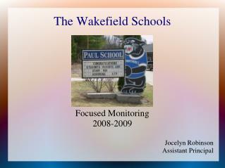 The Wakefield Schools