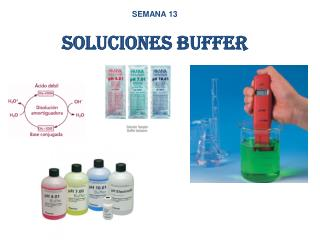 SEMANA 13 SOLUCIONES BUFFER