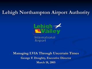 Lehigh Northampton Airport Authority