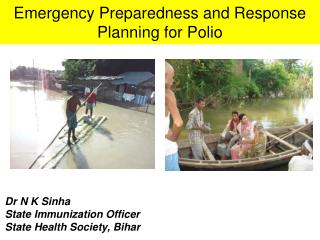 Emergency Preparedness and Response Planning for Polio