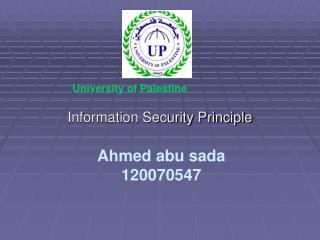 Information Security Principle