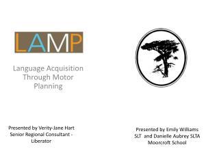 Language Acquisition Through Motor Planning