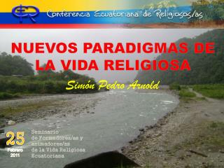 NUEVOS PARADIGMAS DE LA VIDA RELIGIOSA