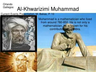 Al-Khwarizimi Muhammad