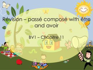 BV1 �  Chapitre  11