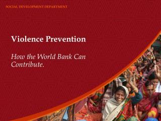 Violence Prevention