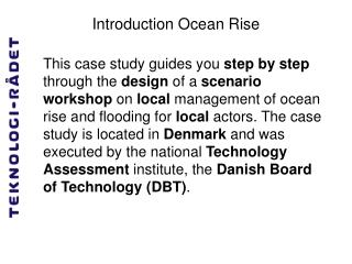Introduction Ocean Rise