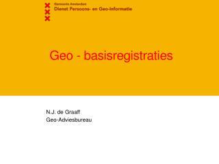 N.J. de Graaff Geo-Adviesbureau