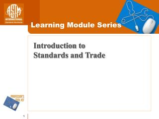 Learning Module Series