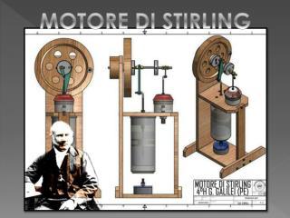 MOTORE  DI  STIRLING