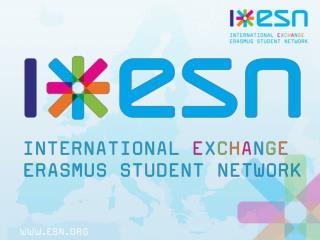 mednarodna študentska organizacija ustanovljena 1989 v Belgiji