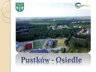 Pustków - Osiedle