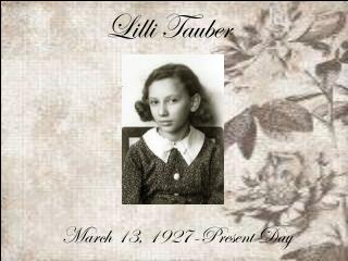 Lilli Tauber
