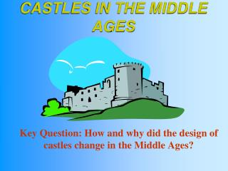 CASTLES IN THE MIDDLE AGES