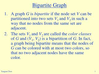 Bipartite Graph