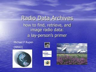 Radio Data Archives