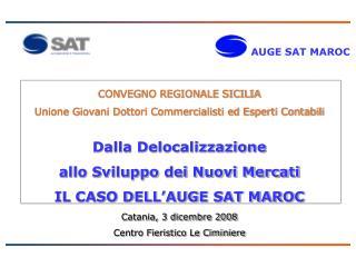 CONVEGNO REGIONALE SICILIA Unione Giovani Dottori Commercialisti ed Esperti Contabili