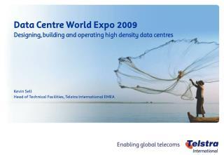 Data Centre World Expo 2009