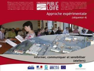 Informer, communiquer et sensibiliser  (ateliers)