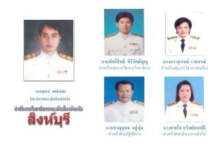 สำนักงาน โยธาธิ การและผังเมืองจังหวัด สิงห์บุรี