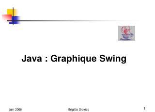Java :  Graphique Swing