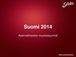 Suomi 2014
