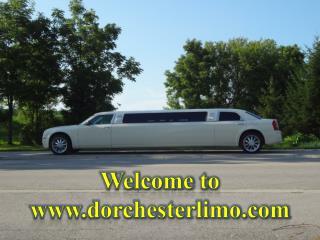 Dorchester Limo Service