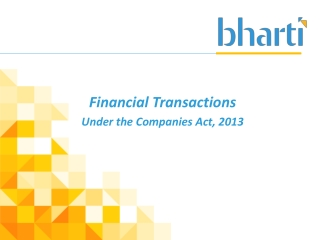 Acquisitions and Other Holding Company Transactions